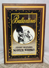 Ballantine's Scotch Whisky Mirror