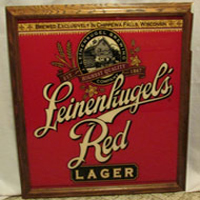 Leinenkugel's Red Lager Beer Mirror
