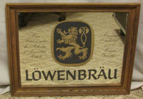 Lowenbrau Beer Mirror