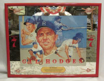 Seagram's 7 Gil Hodges Mirror