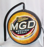 MGD Miller Genuine Draft Pub Light