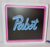 Pabst Beer Neon Look Sign